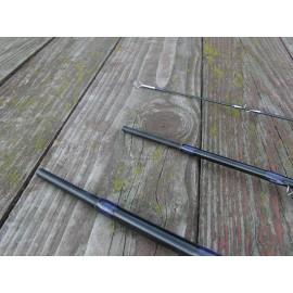 Wędka muchowa S-GLASS Nano 2,25 m #3 ,3pc