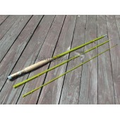 Fly Rod S-GLASS 7'6'' #4/5 ,3pc